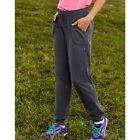 Champion Women's Jersey Athletic Workout Pants with Pockets - 3 COLORS - S-2XL