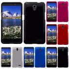 For ZTE Chapel Slim Frosted Flexible TPU Cover Case