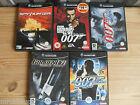 Nintendo GameCube Games Spy James Bond Bundle
