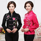 Women New Arrival Jacket Fashion Outerewar Chinese Tradition Style Coat, M-3XL