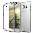 For Samsung Galaxy S6 Edge Plus Transparent Crystal Clear Hard TPU Case Cover