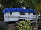 No Reserve 1999 Trail-Lite 24 Foot Super Lite Weight Camper RV Travel Trailer
