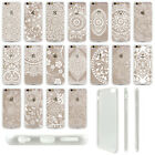 Cutout Design Holy Dreamcatcher TPU Bumper Hard Back Case For iphone 5S 6S 6Plus