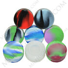 55 New 5ml NonStick Silicone Jar Ball Storage Container 8 Colors Mixed or Same!