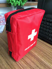 Camping Survival Medical Red Green Bag Travel Sports Emergency First Aid Kit