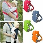 Adjustable Infant Baby Carrier Backpack Front Back Rider Sling Comfort Wrap Bag