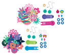 Cool Create Bloom Pops Theme Pack Rock Pops or Sweet Pops - make fabric flowers