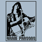 Gram Parsons T Shirt Sweetheart of the Rodeo Grievous Angel Country Rock legend