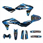 SM 610 Husqvarna graphics 2005 2006 2007 2008 2009 2010 decal kit NO3333 Blue
