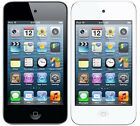 Apple iPod Touch 4th Generation Black or White 8GB 16GB 32GB 64GB Refurbished