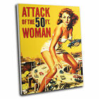 50 Foot Woman Canvas Movie Picture Gallery Grade