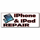 Iphone And Ipad Repair 13 Oz Vinyl Banner Sign With Grommets