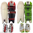 "CA ""PLUS 15000"" AND ""PLAYERS EDITION"" CRICKET BATTING PADS & GLOVES"