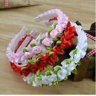 Girls ROYAL hairband PRINCESS GARLAND headband BUY 3 GET ONE FREE,see details