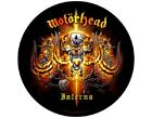 MOTORHEAD - OFFICIAL SEW-ON BACKPATCH  patch born to lose iron fist inferno logo