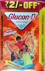 GluconD Instant Energy 100 Gram Original & Orange Flavor Free Worldwide Shipping
