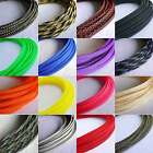 4mm Braided PET Expandable Cable Wire Sheathing Color Selectable