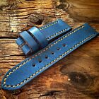 HANDMADE  WATCH STRAP JEANS  for PAM MARINA LUMINOR