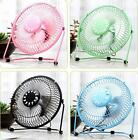 "4""/ 6"" Notebook Laptop Computer Portable Mute PC USB Cooler Desk Mini Small Fan"
