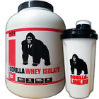 HGN Black Gorilla Whey Isolate 2000 g 2 kg Isolat Eiweiß WPI Low Carb + Fat !