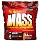PVL Mutant MASS Gainer 2270 g 2,27 kg 5 lbs Wheight Gainer Protein Kohlenhydrate