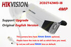 Hikvision DS-2CD2T42WD-I8 POE 1080P 4MP IP67 Waterproof IR 80m Bullet IP Camera