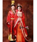 Chinese Traditional Ancient Costume Emperor & Empress Dramaturgic Theatrical Pla