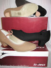 "NEW SoDANCA RO02 WOMEN'S CANVAS CHARACTER black or tan SHOES 1.5 "" HEEL 4US-12US"