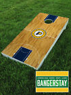 Premium Vinyl Decal Wraps (2) for Cornhole Bags Game- Indiana Pacers (IP1) on eBay