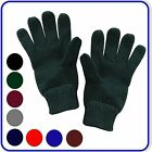 Excellent Good Quality Cheap School Knitted Gloves Childs age 2-12 years