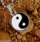 amulet YIN YANG Buddha Hindu Tao Energy Protection Fertility Evil Well keychain