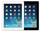 Apple Ipad 2 Wifi, Verizon, Or At&t Black White 16gb 32gb 64gb *refurbished*