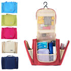 Travel Toiletry Wash Cosmetic Bag Makeup Storage Case Hanging Organizer Bag Hot