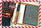 Unusual Birthday Gift Hot Stone Cooking Grill Steak Set Black Rock HO-09GS