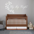 Fly By Night - Nursery & Kids Room Quotes Wall Decals