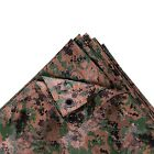 Stansport T-1216-17 12' x 16' Digital Camo Tarp - Woodland