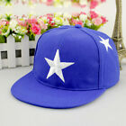 Children Baby Kids Girls Boys Lovely Sun Hat Hip Hop Snapback Sport Baseball Cap