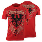 Xtreme Couture First Flight T-Shirt (Red) - streetwear mma ufc