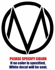 THE MAINE Band Rock Music JDM Vinyl Decal Car Sticker Window bumper Laptop 9""