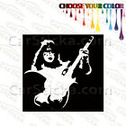 "1 of 5"" to 20"" Kiss Ace Frehley /A band artist car wall window stickers decals"
