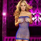 2016 Sexy Lingerie Night Club Wear Mesh Hole Bdsm Body Stocking Chemise