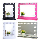 Hollywood Makeup Vanity Mirror with Light Aluminum Stage Beauty Mirror