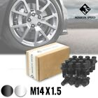 MISSION SPEED M14X1.5 54MM STANDARD WHEEL BOLT LUGS NUTS 20PCS SET 2 COLORS