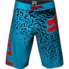 NEW FOX RACING MENS ADULT ELECTRIC BLUE CAUZ BOARDSHORTS SWIM BOARD SHORTS