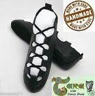 IRISH DANCE PUMPS GILLIE POMPS SOFT SHOES REEL TARA HANDMADE TOP QUALITY