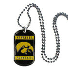 Official Licensed NCAA Necklace Dog Tag Choose Your Team NeckTag