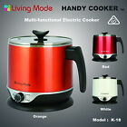 Living Mode Handy Cooker K-18 Multi-Functional Cooker 1.8L Steamboat Steamer