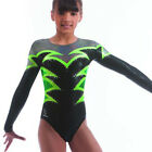 "Milano Pro Sport Gymnastic Leotard 'Spindle 152702'  Size 28"" - NEW"