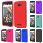 For Coolpad Catalyst New Ultra Thin Rugged Silicone Gel Skin Rubber Cover Case
