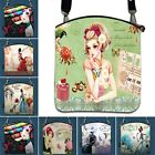 Ladies Bag Casual Handbag Shoulder Picnic Canvas Tote Shopping Purse Hobo